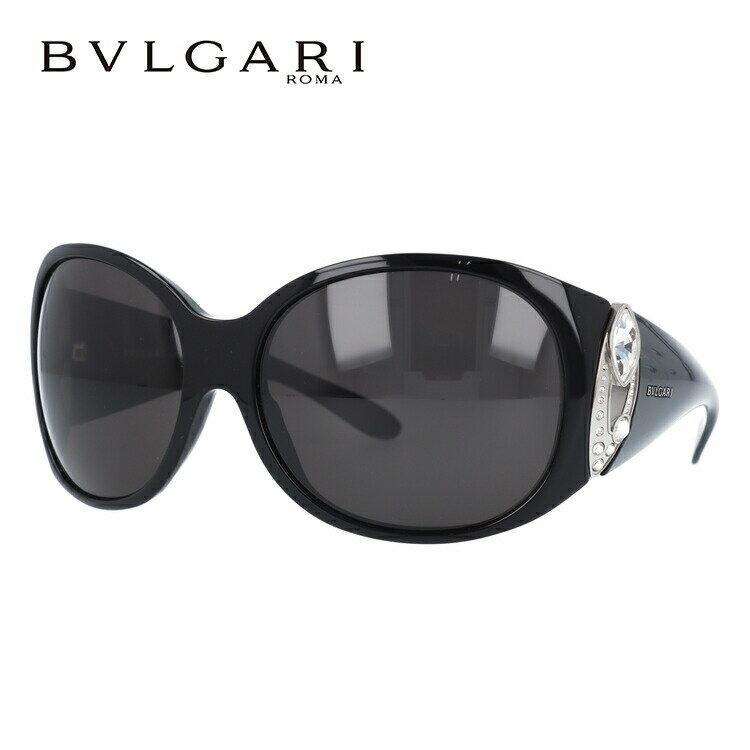 ブルガリ サングラス 国内正規品 BVLGARI BV8017B 501/87 ブラック/ブラック【レディース】 UVカット