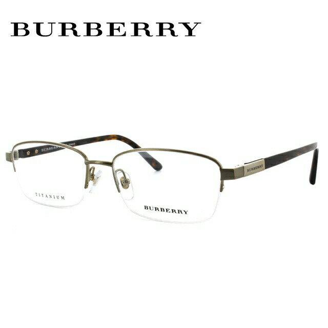 バーバリー 伊達メガネ 眼鏡 BURBERRY 国内正規品 BE1288TD 1002(B1288TD) 55 ブラッシュドバーバリーゴールド/ハバナ アジアンフィット レディース メンズ