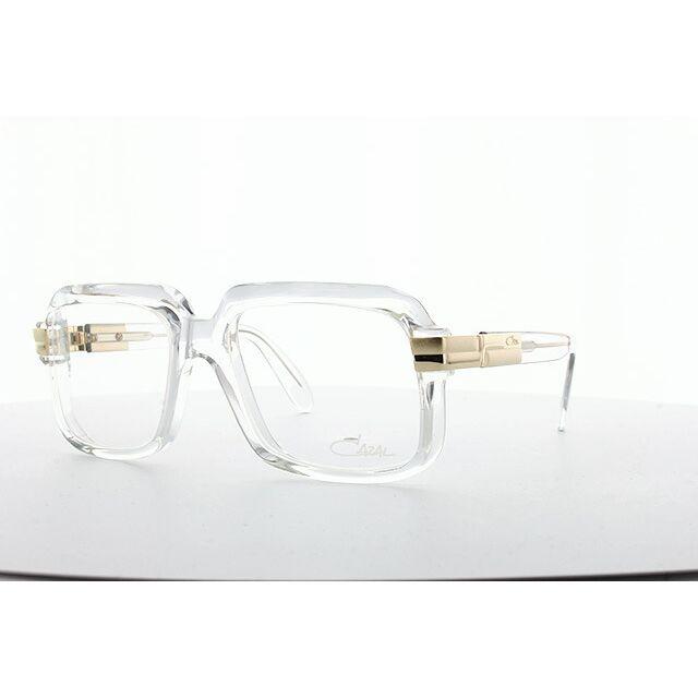 カザール 伊達メガネ 眼鏡 レジェンズ レギュラーフィット CAZAL LEGENDS MOD607 065 56サイズ 国内正規品 スクエア メンズ レディース 【スクエア型】