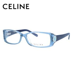 セリーヌ CELINE メガネ フレーム 眼鏡 度付き 度なし 伊達 アジアンフィット VC1602S 097D 55サイズ スクエア型 レディース ブラゾン アイコン ロゴ ラインストーン