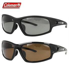コールマン 偏光サングラス アジアンフィット COLEMAN CM 4024 全2カラー 65サイズ スポーツ 釣り ドライブ メンズ レディース モデル UVカット