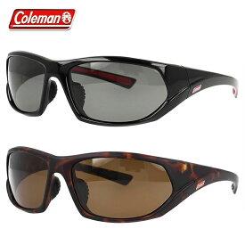 コールマン 偏光サングラス アジアンフィット COLEMAN CM 4025 全2カラー 65サイズ スポーツ 釣り ドライブ メンズ レディース モデル UVカット