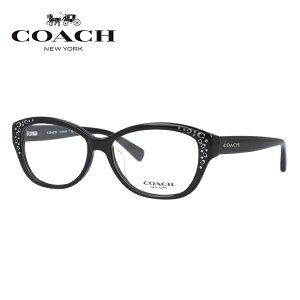 メガネ 度付き 度なし 伊達メガネ 眼鏡 コーチ アジアンフィット COACH HC6076F 5002 53サイズ フォックス型 メンズ レディース UVカット 紫外線 【国内正規品】