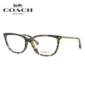 メガネ 度付き 度なし 伊達メガネ 眼鏡 コーチ アジアンフィット COACH HC6124F 5519 53サイズ フォックス型 UVカット 紫外線 【国内正規品】