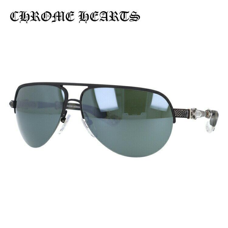 クロムハーツ CHROME HEARTS サングラス BLADE HUMMER I 66 マットブラック - カモG10 ダガー【メンズ】UVカット