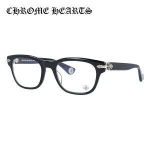 クロムハーツ メガネフレーム 伊達メガネ レギュラーフィット CHROME HEARTS WELL STRUNG BK 52サイズ ウェリントン ユニセックス メンズ レディース 日本製フレーム クロス CHプラス