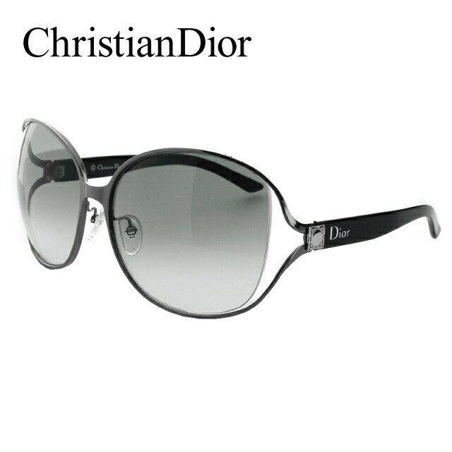 クリスチャン・ディオール Christian Dior サングラス DIOR SUITE/K/S V81/LF 61 ガンメタル/ブラック アジアンフィット【レディース】 UVカット