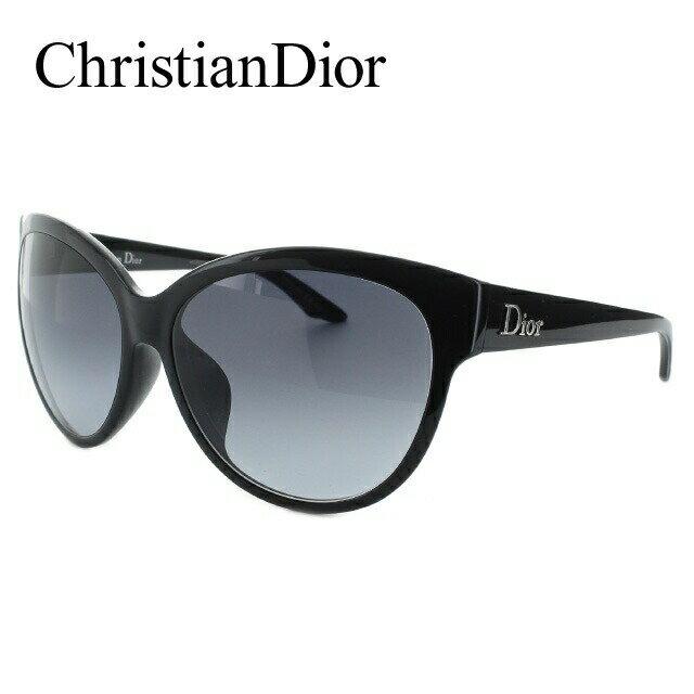 クリスチャン・ディオール Christian Dior サングラス DIOR PANAMEF D28/JJ 59 シャイニーブラック UVカット【レディース】