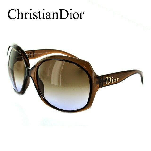 ディオール サングラス 廃番モデル GLOSSY1 KDC/QR クリスチャン・ディオール Christian Dior UVカット【レディース】