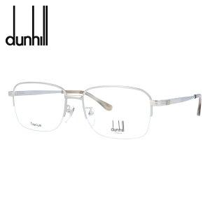 ダンヒル メガネ 度付き 度なし 伊達メガネ 眼鏡 dunhill VDH174J 0581 57サイズ スクエア メンズ 日本製【国内正規品】