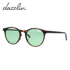 ダズリン サングラス アジアンフィット dazzlin DZS 3535-2 50サイズ ボストン型 レディース 女性用 アイウェア UVカット 紫外線対策 UV対策 おしゃれ ギフト