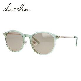 ダズリン サングラス dazzlin DZS 3538-3 50サイズ ボストン型 レディース 女性用 アイウェア UVカット 紫外線対策 UV対策 おしゃれ ギフト