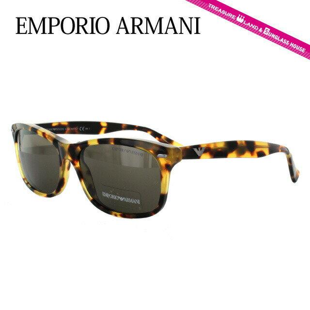 エンポリオ アルマーニ サングラス EMPORIO ARMANI EA9859S 00F/EJ トートイズ/ブラック【メンズ】UVカット
