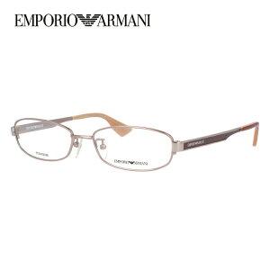 エンポリオアルマーニ メガネ フレーム 眼鏡 度付き 度なし 伊達メガネ だて ダテ メンズ レディース EMPORIO ARMANI EA1133J HQ6 53サイズ スクエア型 ブランド ロゴ UVカット 紫外線 UV対策 おしゃれ