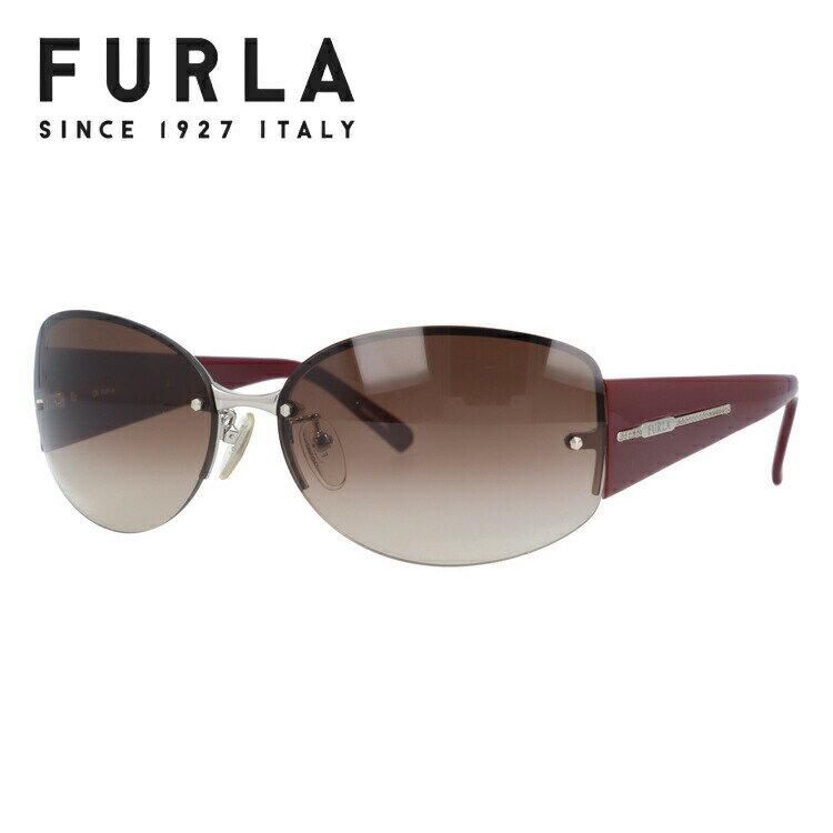フルラ サングラス 国内正規品 FURLA SU4153 579Y / バーガンディ SU4153 0A39 / ブラウン SU4153 579K / ブラック【レディース】 UVカット