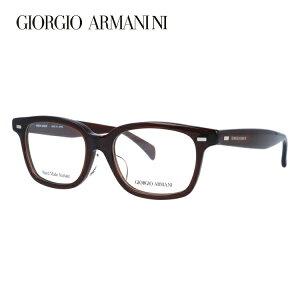 ジョルジオアルマーニ メガネ フレーム 眼鏡 度付き 度なし 伊達メガネ だて ダテ メンズ レディース アジアンフィット GIORGIO ARMANI GA2051J 6AZ 50サイズ ウェリントン型 ブランド ロゴ UVカット
