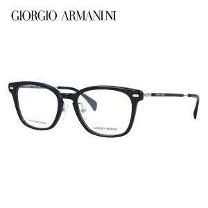 ジョルジオアルマーニ メガネ フレーム 眼鏡 度付き 度なし 伊達メガネ だて ダテ メンズ レディース GIORGIO ARMANI GA2053J 284 50サイズ ウェリントン型 ブランド ロゴ UVカット 紫外線 UV対策 おし