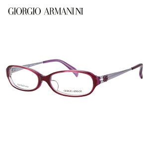 ジョルジオアルマーニ メガネ フレーム 眼鏡 度付き 度なし 伊達メガネ だて ダテ メンズ レディース アジアンフィット GIORGIO ARMANI GA2044J MIH 52サイズ オーバル型 ブランド ロゴ アイコン UVカ