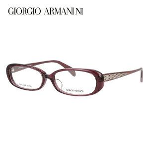 ジョルジオアルマーニ メガネ フレーム 眼鏡 度付き 度なし 伊達メガネ だて ダテ メンズ レディース アジアンフィット GIORGIO ARMANI GA2046J C2G 52サイズ オーバル型 ブランド ロゴ UVカット 紫外