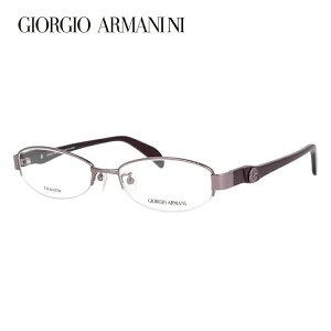 ジョルジオアルマーニ メガネ フレーム 眼鏡 度付き 度なし 伊達メガネ だて ダテ メンズ レディース GIORGIO ARMANI GA2671J 41N 52サイズ オーバル型 ブランド ロゴ アイコン UVカット 紫外線 UV対策