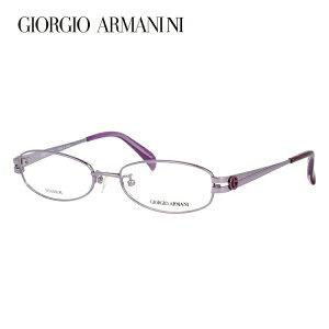 ジョルジオアルマーニ メガネ フレーム 眼鏡 度付き 度なし 伊達メガネ だて ダテ メンズ レディース GIORGIO ARMANI GA2672J 37M 52サイズ オーバル型 ブランド ロゴ アイコン UVカット 紫外線 UV対策