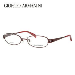 ジョルジオアルマーニ メガネ フレーム 眼鏡 度付き 度なし 伊達メガネ だて ダテ メンズ レディース GIORGIO ARMANI GA2672J NB5 52サイズ オーバル型 ブランド ロゴ アイコン UVカット 紫外線 UV対策