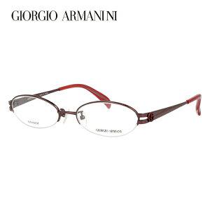 ジョルジオアルマーニ メガネ フレーム 眼鏡 度付き 度なし 伊達メガネ だて ダテ メンズ レディース GIORGIO ARMANI GA2673J NB5 51サイズ オーバル型 ブランド ロゴ アイコン UVカット 紫外線 UV対策
