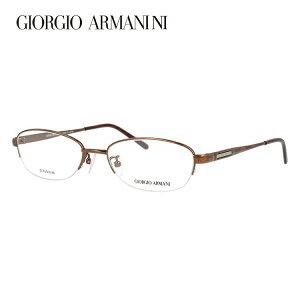 ジョルジオアルマーニ メガネ フレーム 眼鏡 度付き 度なし 伊達メガネ だて ダテ メンズ レディース GIORGIO ARMANI GA2696J 6E4 51サイズ スクエア型 ブランド ロゴ UVカット 紫外線 UV対策 おしゃれ