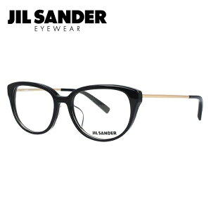 ジルサンダー メガネフレーム JIL SANDER 度付き 度なし 伊達 だて 眼鏡 メンズ レディース J4008-A 52サイズ レギュラーフィット レディース ボストン型 UVカット 紫外線