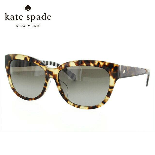 ケイトスペード kate spade サングラス AISHA/FS GMR/HA 58サイズ アジアンフィット アイウェア【レディース】 UVカット