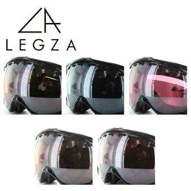 オークリー ゴーグル用 OAKLEY CROWBAR 専用 交換レンズ S1 クローバー LEGZA製 ブラウンミラー ライトグレー ピンク ライトブラウンミラー ライトピンクミラー ダブルレンズ 曇り止め アジアンフィット 全天候対応