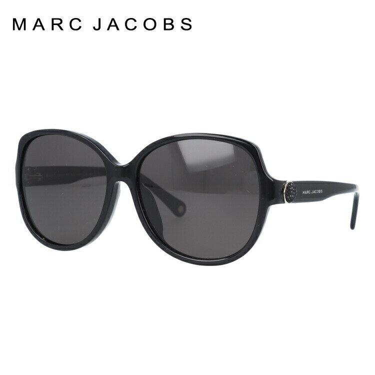 マークジェイコブス サングラス アジアンフィット MARC JACOBS MARC91/FS 807/NR 59サイズ 国内正規品 オーバル レディース