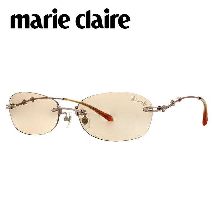 マリ・クレール サングラス marie claire MC2022 ピンクゴールド/ブラウン マリクレール【レディース】 UVカット