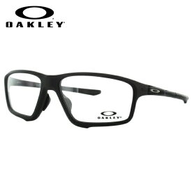 【海外正規品】メガネ 度付き 度なし 伊達メガネ 眼鏡 オークリー OAKLEY クロスリンクゼロ OX8080-0758 58 アジアンフィット Crosslink Zero HALO BLACK COLLECTION メンズ レディース スポーツ 【スクエア型】 UVカット 紫外線