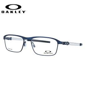 オークリー メガネ フレーム OAKLEY 眼鏡 TRUSS ROD トラスロッド OX5124-0353 53 レギュラーフィット(調整可能ノーズパッド) スクエア型 メンズ レディース 度付き 度なし 伊達 ダテ めがね 老眼鏡 サングラス【国内正規品】