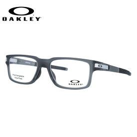 メガネ 度付き 度なし 伊達メガネ 眼鏡 オークリー ラッチEX 交換用ノーズパッド付 OAKLEY LATCH EX OX8115-0252 52サイズ スクエア メンズ レディース 【スクエア型】 UVカット 紫外線【国内正規品】