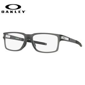 メガネ 度付き 度なし 伊達メガネ 眼鏡 オークリー ラッチEX 交換用ノーズパッド付 OAKLEY LATCH EX OX8115-0254 54サイズ スクエア メンズ レディース 【スクエア型】 UVカット 紫外線【国内正規品】