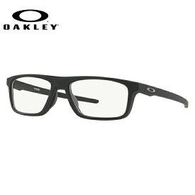 メガネ 度付き 度なし 伊達メガネ 眼鏡 オークリー ポメル 交換用ノーズパッド付 OAKLEY POMMEL OX8127-0153 53サイズ ウェリントン メンズ レディース UVカット 紫外線【国内正規品】