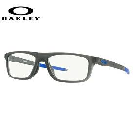 メガネ 度付き 度なし 伊達メガネ 眼鏡 オークリー ポメル 交換用ノーズパッド付 OAKLEY POMMEL OX8127-0253 53サイズ ウェリントン メンズ レディース UVカット 紫外線【国内正規品】