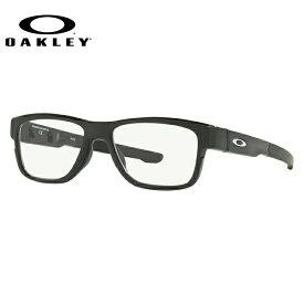 メガネ 度付き 度なし 伊達メガネ 眼鏡 オークリー クロスレンジスイッチ 交換用ノーズパッド付 OAKLEY CROSSRANGE SWITCH OX8132-0154 54サイズ スクエア型 メンズ レディース UVカット 紫外線 【国内正規品】