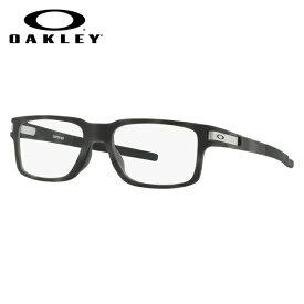 メガネ 度付き 度なし 伊達メガネ 眼鏡 オークリー ラッチEX 交換用ノーズパッド付 OAKLEY LATCH EX OX8115-0554 54サイズ スクエア メンズ レディース UVカット 紫外線【国内正規品】