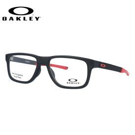 メガネ 度付き 度なし 伊達メガネ 眼鏡 オークリー サンダー 交換用ノーズパッド付 OAKLEY SUNDER OX8123-0353 53サイズ スクエア メンズ レディース UVカット 紫外線【国内正規品】