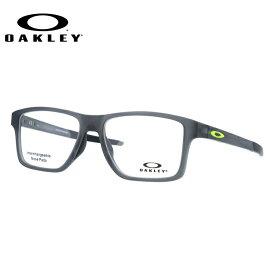 メガネ 度付き 度なし 伊達メガネ 眼鏡 オークリー シャンファースクエア 交換用ノーズパッド付 OAKLEY CHAMFER SQUARED OX8143-0254 54サイズ スクエア メンズ レディース UVカット 紫外線【国内正規品】