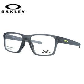メガネ 度付き 度なし 伊達メガネ 眼鏡 オークリー ライトビーム 交換用ノーズパッド付 OAKLEY LIGHTBEAM OX8140-0253 53サイズ スクエア UVカット 紫外線【国内正規品】