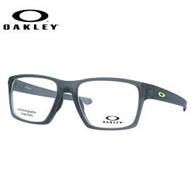 メガネ 度付き 度なし 伊達メガネ 眼鏡 オークリー ライトビーム 交換用ノーズパッド付 OAKLEY LIGHTBEAM OX8140-0255 55サイズ スクエア UVカット 紫外線【国内正規品】