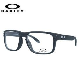 メガネ 度付き 度なし 伊達メガネ 眼鏡 オークリー ホルブルック レギュラーフィット OAKLEY HOLBROOK OX8156-0154 54サイズ スクエア メンズ レディース UVカット 紫外線【海外正規品】