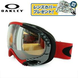 オークリー ゴーグル Aフレーム2.0 OAKLEY A FRAME 2.0 アジアンフィット 59-652J Shaun White レッド系 A FRAME 2.0 ミラーレンズ 快晴 曇り止め ダブルレンズ ブラックイリジウム スノーゴーグル ジャパンフィット
