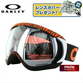 オークリー ゴーグル プリズム OAKLEY キャノピー CANOPY OO7047-26 Factory Pilot Bengal Org Prizm Black Iridium スキー スノーボード GOGGLE アジアンフィット スノーゴーグル ジャパンフィット