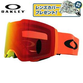 オークリー ゴーグル 限定モデル フォールライン プリズム ミラーレンズ アジアンフィット OAKLEY FALL LINE OO7086-12 シグネチャー メンズ レディース スキー スノーボード