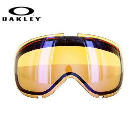 オークリー ゴーグル 交換レンズ OAKLEY ELEVATE エレベート 01-016 Hi Persimmon オレンジ 球面レンズ ダブルレンズ 曇り止め ウィンタースポーツ スノーボード SNOWBOAD スキー SKI 紫外線 UVカット
